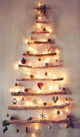 ideas de como hacer un arbol de navidad Cmo Decorar El Rbol De Navidad