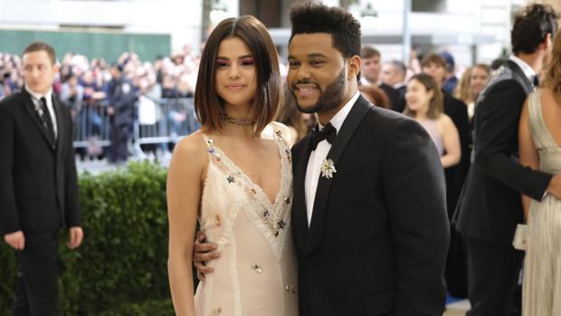 Selena Gómez y The Weeknd, en Nueva York