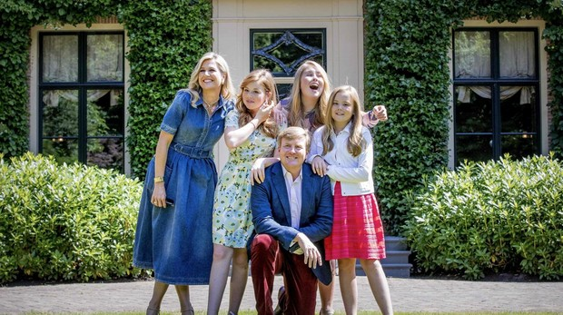 Familia Real de los Países Bajos