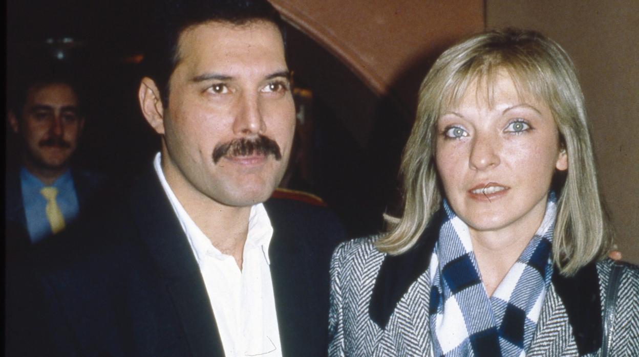 Mary Austin La única Mujer En La Vida De Freddie Mercury