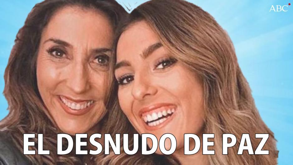 La Hija Y La Madre De Paz Padilla Se Oponen A Su Desnudo En Instagram
