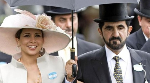 The family trauma that marked the life of Princess Haya of