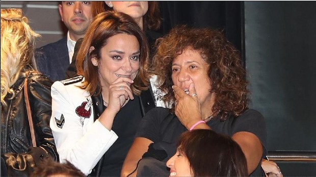 Toñi Moreno y Rosana, la pareja de la que todo el mundo habla
