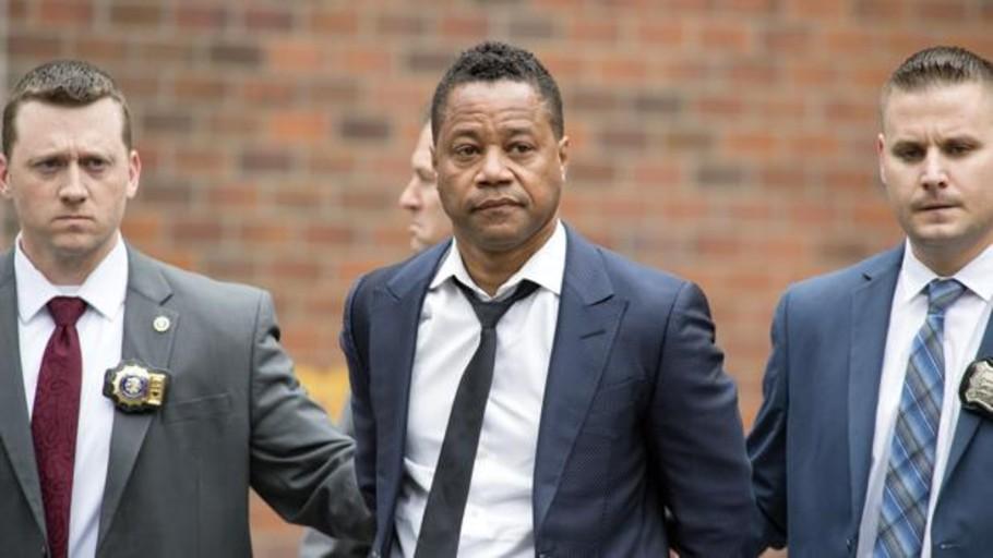 El actor Cuba Gooding Jr. irá a juicio por abusar sexualmente de una mujer en un bar de Nueva York