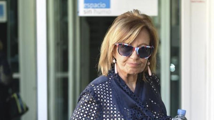 María Teresa Campos se pronuncia sobre la supuesta crisis con Edmundo Arrocet