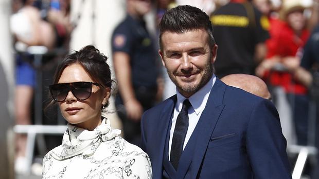 Instagram: David Beckham «se burla» del estilismo elegido