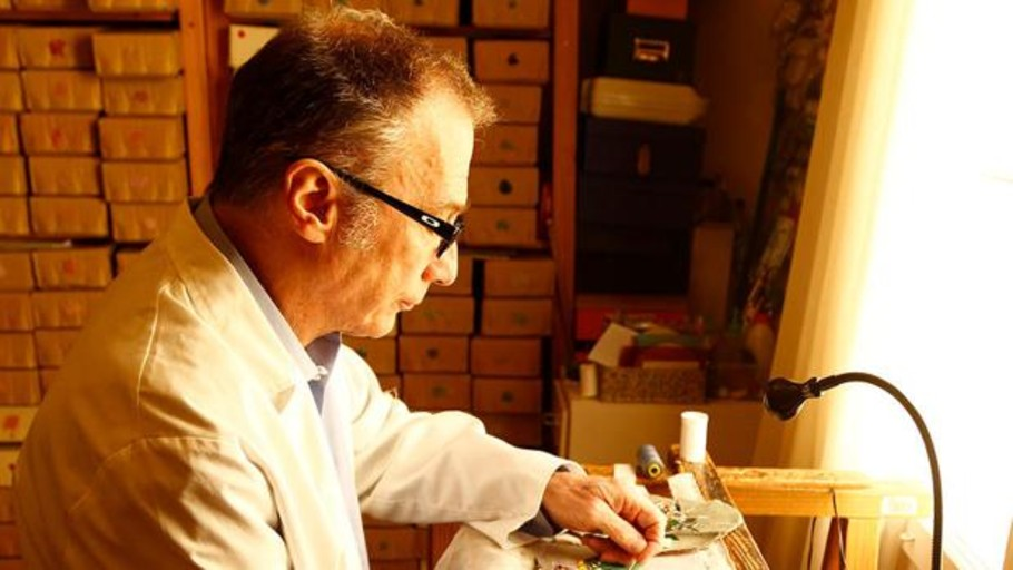 La misteriosa desaparición del maestro bordador Johan Luc Katt
