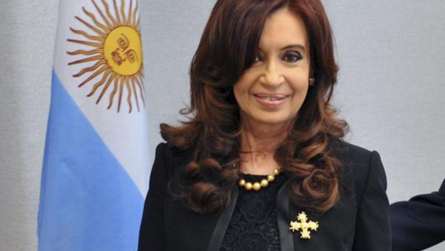 Las joyas de Cristina Kirchner: lujos de la futura vicepresidenta