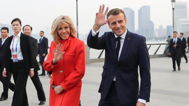 El Matrimonio Macron No Pasa Por Su Mejor Momento