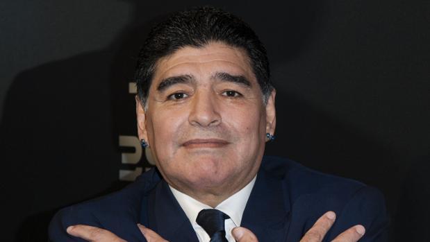 La última jugada de Maradona: ahora quiere desheredar a su ...