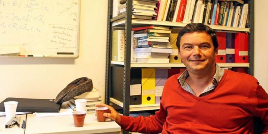 Acusan de violencia conyugal a Thomas Piketty, el gurú económico de la izquierda