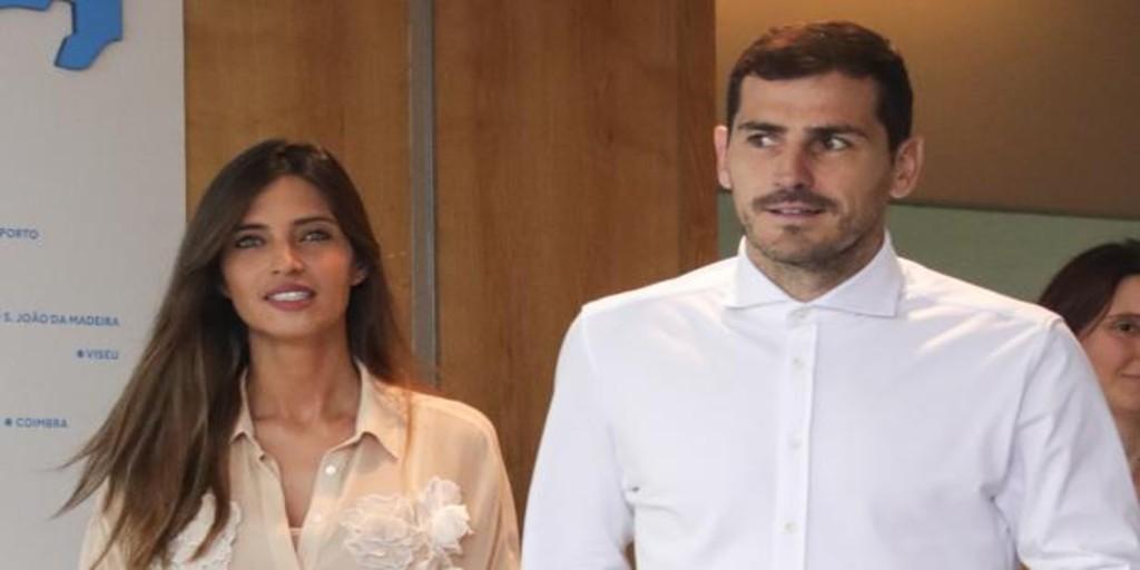 Íker Casillas y Sara Carbonero vuelven a Oporto tras su año más complicado