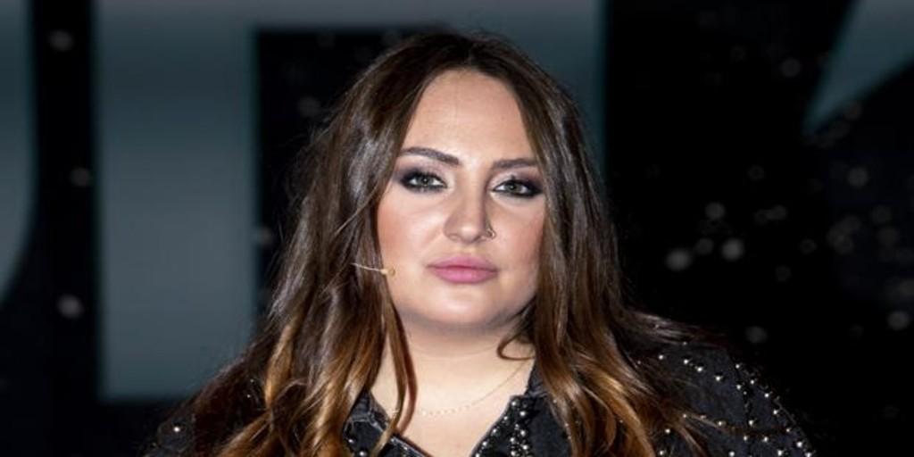 Rocío Flores, hija de Rocío Carrasco, en el hospital