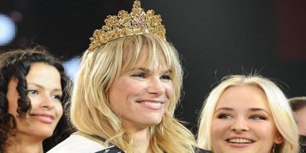 La nueva Miss Alemania, un ejemplo a seguir: 35 años, madre y empresaria