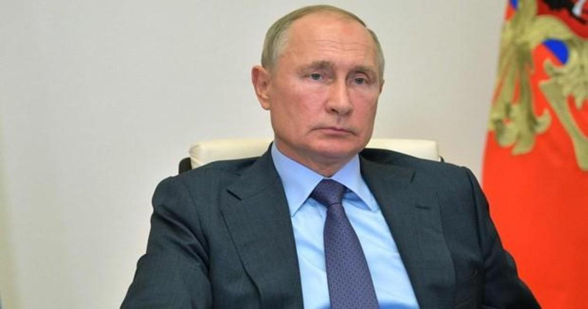 Afirman Que Putin Tiene Una Hija De Una Relacion Extramatrimonial Con Una Exlimpiadora Del Hogar
