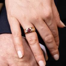 Imagen del anillo de compromiso