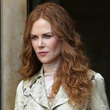Nicole Kidman has regained her natural curls, as well as her color, thanks to The Undoing series.