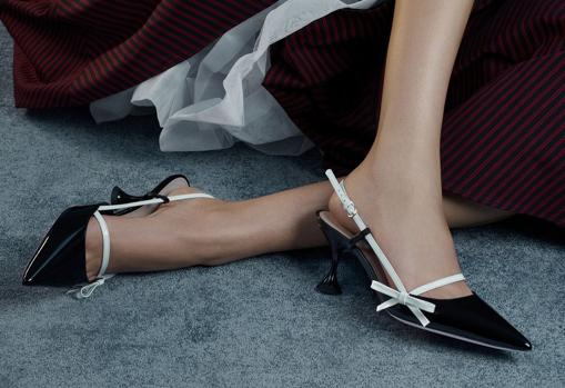 'Kitten heels' de Miu Miu