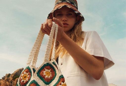 Crochet and raffia, they never fail