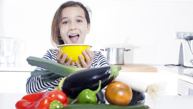 dieta balanceada para un niño de 9 años