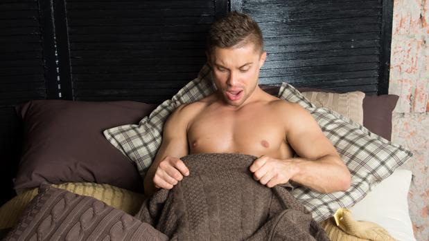 masculino como el orgasmo de próstata
