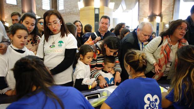 Más de 600 padres e hijos de familias numerosas se han dado cita en su congreso anual