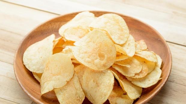 cuantas calorias tiene la batata frita