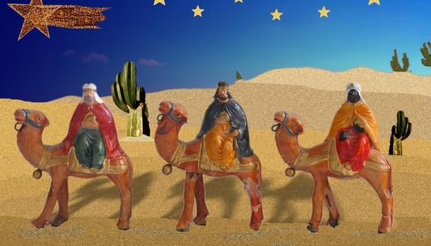 Fotos De Los Reye Magos.Un Padre Crea Una Web Para Demostrar Que Los Reyes Magos Existen