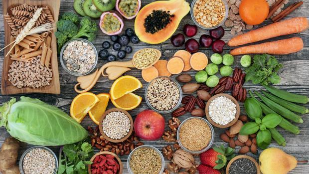 Dieta alta en fibra para ninos