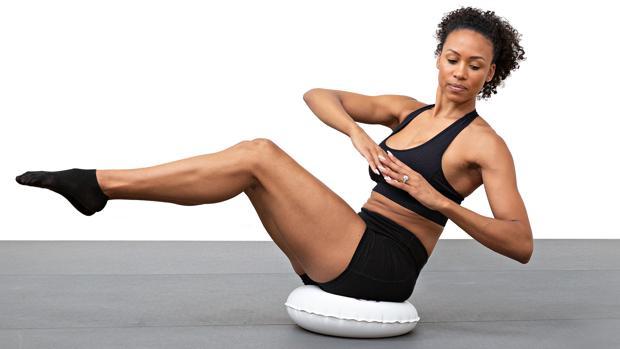 El método Waff es un entrenamiento funcional que juega con la inestabilidad y el equilibrio