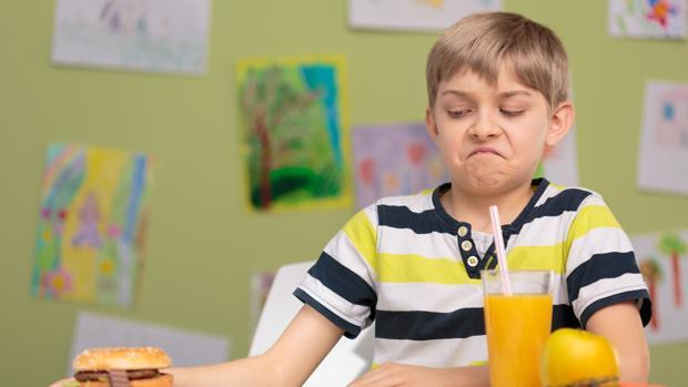 Sólo dos de cada cien niños conoce las porciones de fruta y verdura diarias recomendadas