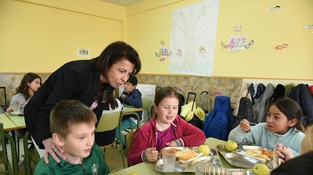 Cómo elegir un buen comedor escolar?