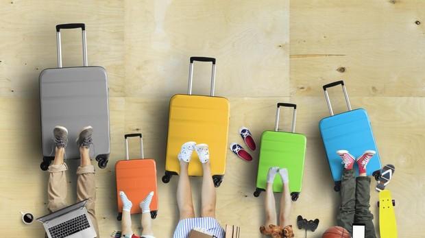 Durante los viajes el estreñimiento puede llegar a afectar a toda la familia