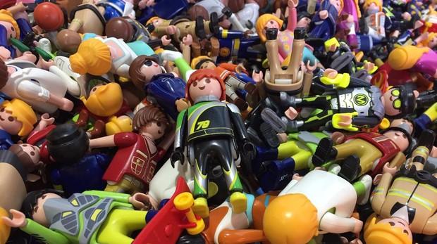 Miles de juguetes antiguos y de colección en la primera edición del «Madrid  Toy Show»