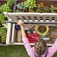 Keter Bench- Garden Chest