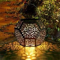 GolWolf Outdoor Solar Beacon