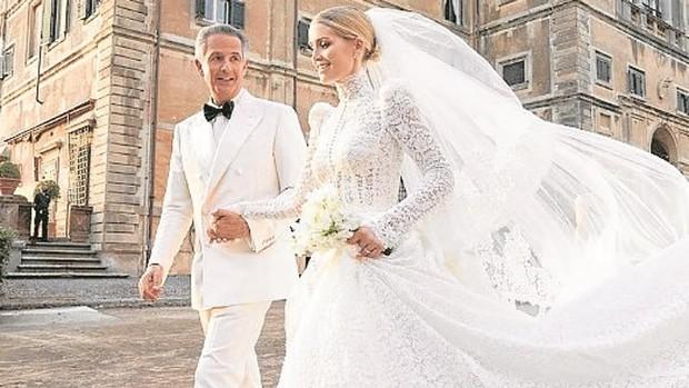 Michael Lewis, el magnate sudafricano que ha llevado a la sobrina de Lady Di al altar