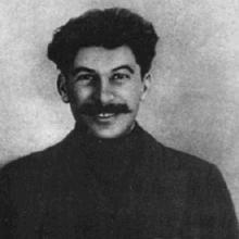 Stalin en el exilio (1915)