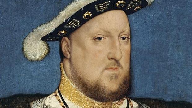 Enrique VIII, en su retrato más famoso