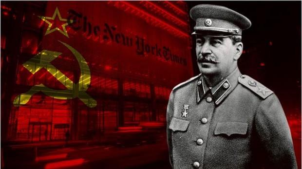 Así ocultó «The New York Times» el genocidio de Stalin durante años y recibió un Pullitzer por ello