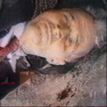 Cadáver de Ceaucescu
