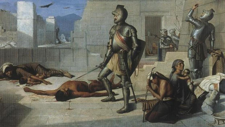 LA VERDADERA HISTORIA DE LA CONQUISTA DE MÉXICO