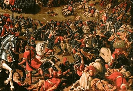 Batalla del Salado, en 1340