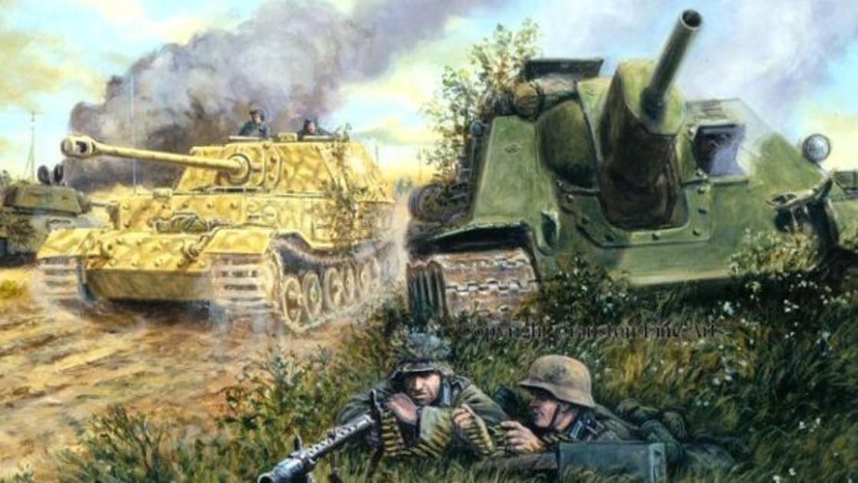 La Gran Mentira Sobre La Batalla Más épica Entre Tanques Nazis Y Rusos Que Hemos Creído Desde 1943