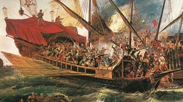 La tragedia de los remeros: los criminales que impulsaban las galeras del Imperio español