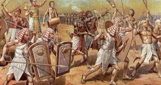 Medjay: la verdad histórica tras la unidad de élite del faraón mal  representada en «La Momia»