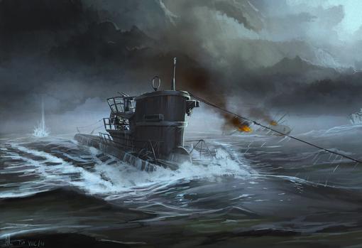 U Boat tipo VII-C