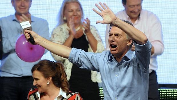 Mauricio Macri: «Esta Argentina no va a ser fruto de un iluminado»