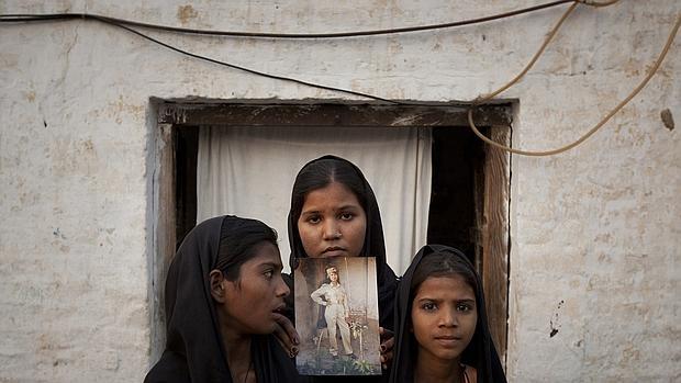 Las tres hijas de Asia Bibi, la cristiana paquistaní condenada a muerte por blasfema