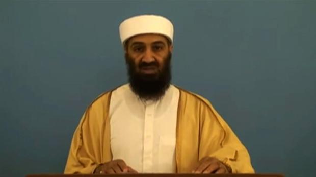 El antiguo líder de Al Qaida, Osama bin Laden